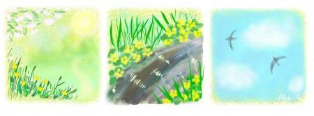 kevätsarjis